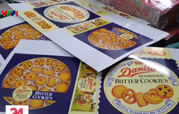 Triệt phá cơ sở chuyên in ấn bao bì cho sản phẩm bánh kẹo giả, nhái
