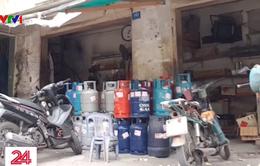 Gas giả lộng hành trên thị trường Đồng Nai