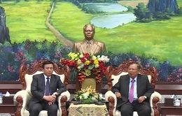 Việt Nam và Lào hợp tác nghiên cứu lý luận