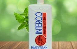 Đình chỉ lưu hành nước rửa tay Interco Hand Wash không đạt tiêu chuẩn chất lượng