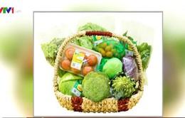 Nở rộ gói quà Tết sản phẩm hữu cơ
