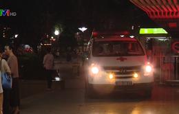 Tổ chức xe chở bệnh nhân về quê ăn Tết