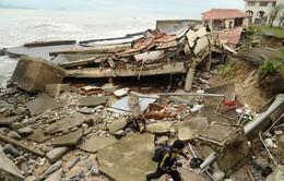Quảng Nam xin Chính phủ 700 tỉ đồng chống xói lở biển Cửa Đại