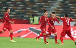 Trang chủ AFC: ĐT Việt Nam có cơ hội lớn để vượt qua vòng bảng Asian Cup 2019
