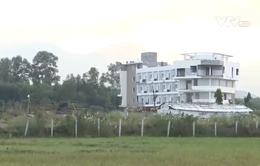 Quảng Ngãi: Dự án khu du lịch gây khó cho khu dân cư