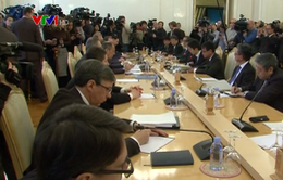 Nga - Nhật Bản khởi động đàm phán Hiệp ước hòa bình