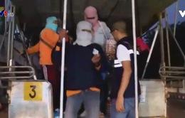 Thái Lan bắt giữ 200 người nhập cư trái phép