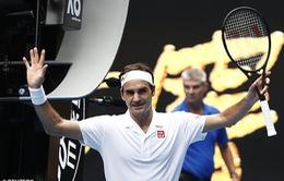Australia mở rộng 2019: Roger Federer giành quyền vào vòng 3 đầy kịch tính
