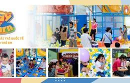 Cơn sốt khu chơi đa tầng liên hoàn dành cho bé yêu tại Việt Nam