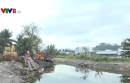 Hơn 6,8 tỷ khơi thông dòng chảy sông Bà Vệ, TP. Nha Trang