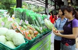 Nông sản vùng cao vào siêu thị