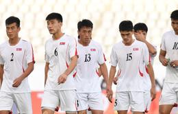 VIDEO: Pak Kwang-Ryong sút phạt ghi bàn mở tỉ số cho ĐT CHDCND Triều Tiên