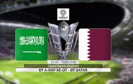 VIDEO Highlight Asian Cup 2019: ĐT Ả-rập Xê-út 0-2 ĐT Qatar (Bảng E)