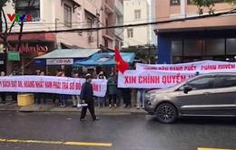 """Đà Nẵng: Khách hàng tố chủ dự án bất động sản """"lật"""" cam kết mua bán"""