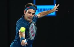 Thắng dễ Taylor Fritz, Federer thẳng tiến vào vòng 4 Australia mở rộng 2019
