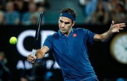 Australia mở rộng 2019: Federer thắng áp đảo tại vòng 3