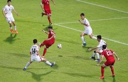Asian Cup 2019: Thắng 4-1 ĐT CHDCND Triều Tiên, ĐT Li-băng vẫn bị loại!