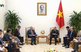 Thủ tướng tiếp cựu Đại sứ Hoa Kỳ tại Việt Nam