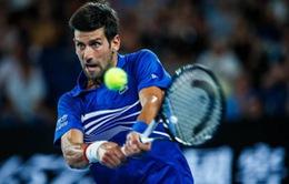 Australia mở rộng 2019: Thua set đầu tiên, Djokovic vẫn vững vàng tiến bước vào vòng 4