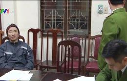 Bắt đối tượng cướp 1 tỷ đồng tại ngân hàng BIDV Hạ Long