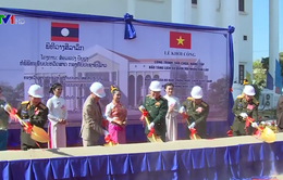 Bộ Quốc phòng Việt Nam giúp sửa chữa, nâng cấp Bảo tàng Lịch sử Quân đội Nhân dân Lào