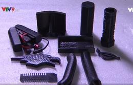 Công nghệ in 3D tạo mẫu vật phẩm đầy triển vọng tại miền Tây