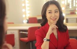 """BTV  Phương Thanh: """"Năm mới dẫn chương trình mới, tự nhủ mình phải cố gắng gấp đôi"""""""
