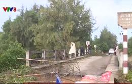 Quảng Trị: Mất an toàn giao thông từ những tuyến đường xuống cấp