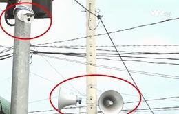 Đồng Nai: Camera an ninh kết hợp loa phát thanh - Mô hình mới giữ gìn an ninh trật tự