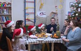 Thưởng thức những món ăn truyền thống vào dịp năm mới ở Nga