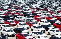 Tình hình nhập khẩu ô tô tuần cuối cùng năm 2018: Chạy đua với thời gian