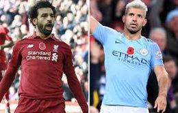 Đội hình siêu tấn công hay nhất Ngoại hạng kết hợp Man City – Liverpool