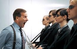 Những người sếp tồi có thể tạo nên những người sếp giỏi