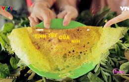 Khó quên hương vị bánh xèo rau rừng An Giang