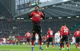 VIDEO Man Utd 2-1 Brighton: Quỷ đỏ tiếp tục thăng hoa