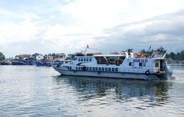 Cảnh sát biển sẽ đưa người dân Lý Sơn về đảo đón Tết