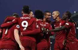 Siêu máy tính dự đoán Liverpool vô địch Ngoại hạng Anh