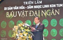 Thủ tướng kỳ vọng việc đưa sâm Ngọc Linh từ quốc bảo trở thành quốc kế dân sinh sẽ làm nên dấu ấn lịch sử mới