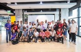 CLB Hà Nội gặp gỡ giao lưu người hâm mộ Việt Nam tại Bangkok (Thái Lan)