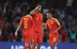 Asian Cup 2019: Thua ngược ĐT Trung Quốc, ĐT Thái Lan dừng bước ở vòng 1/8