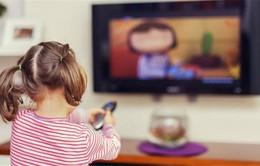 Khuyến cáo về thời gian cho trẻ xem tivi mỗi ngày