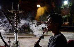 Một lượt hút shisha còn độc hại hơn cả một gói thuốc lá