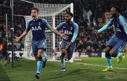 HIGHLIGHTS: Fulham 1-2 Tottenham (Vòng 23 Ngoại hạng Anh)
