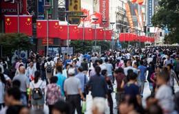 Trung Quốc công bố tỷ lệ tăng trưởng kinh tế