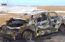 Đánh bom xe nhằm vào lực lượng an ninh Afghanistan