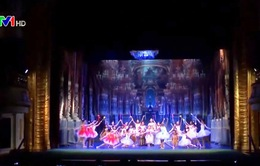 """130 vũ công nhí tham gia nhạc kịch """"Người đẹp ngủ trong rừng"""""""