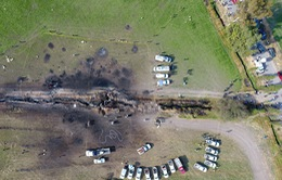 Mexico điều tra vụ nổ đường ống thảm khốc