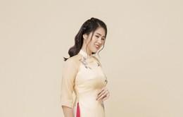 Tin vui đầu năm 2019, Lê Phương có tiết lộ đang mang thai bé thứ 2