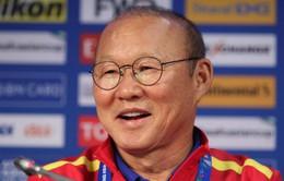HLV Park Hang-seo và ĐT Việt Nam kêu gọi chung tay chống rác thải nhựa