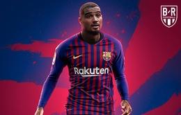 """""""Hoàng tử"""" Ghana chính thức gia nhập Barcelona"""